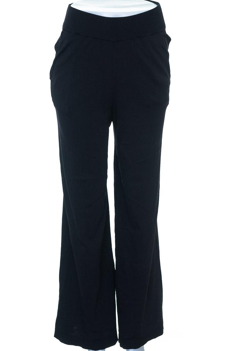 Pantalón Formal color Negro - Massimo Dutti