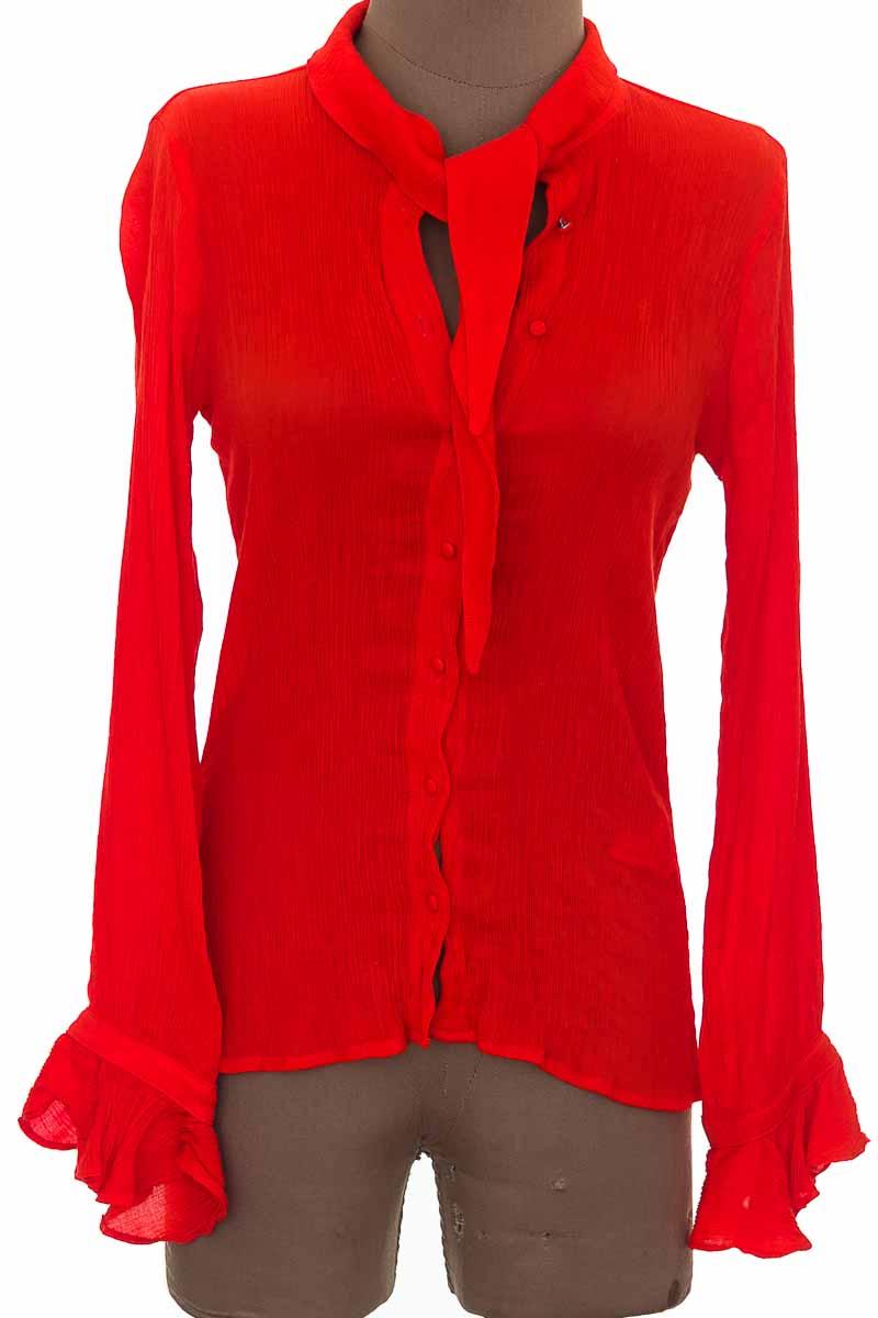 Blusa Formal color Rojo - ELA