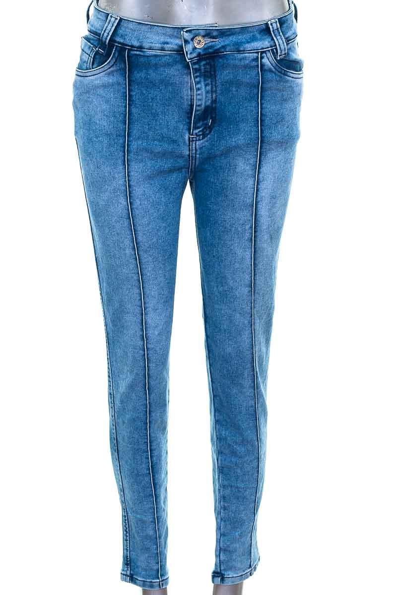 Pantalón Jeans color Azul - Noisy Way