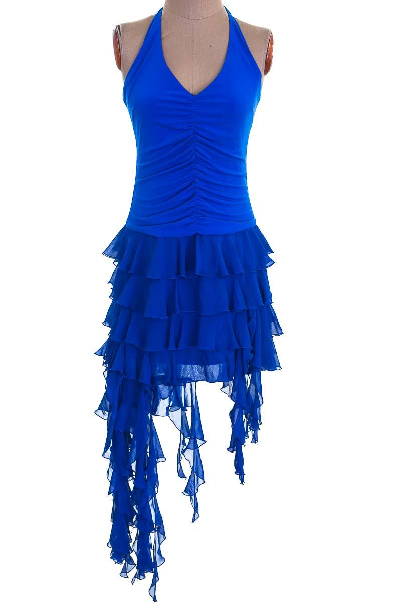 Vestido / Enterizo Fiesta color Azul - Betsy & Adam