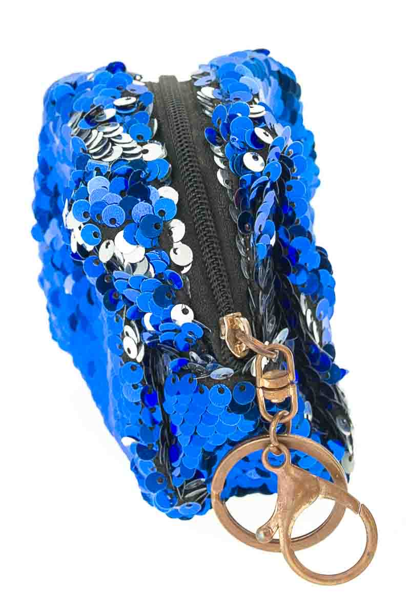 Cartera / Bolso / Monedero Monedero color Azul - Closeando
