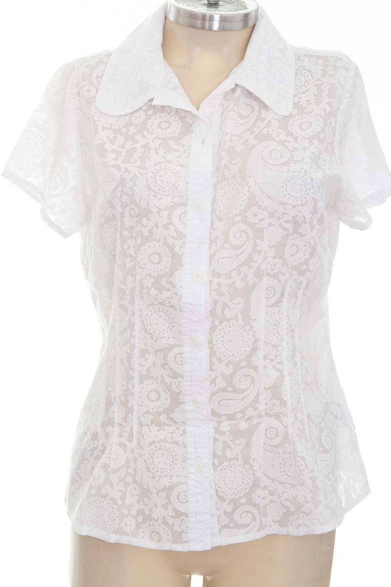 Blusa color Blanco - Destinee