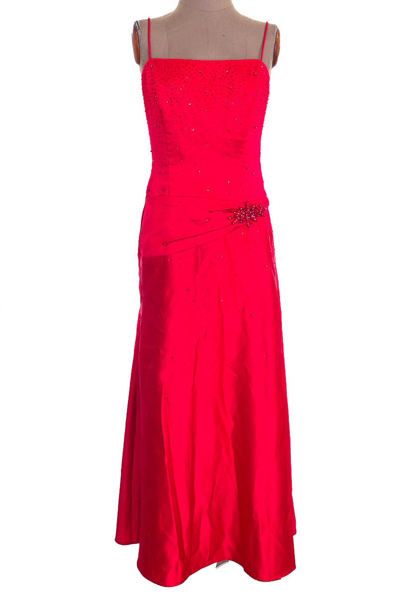Vestido / Enterizo Fiesta color Rojo - Dave & Johnny