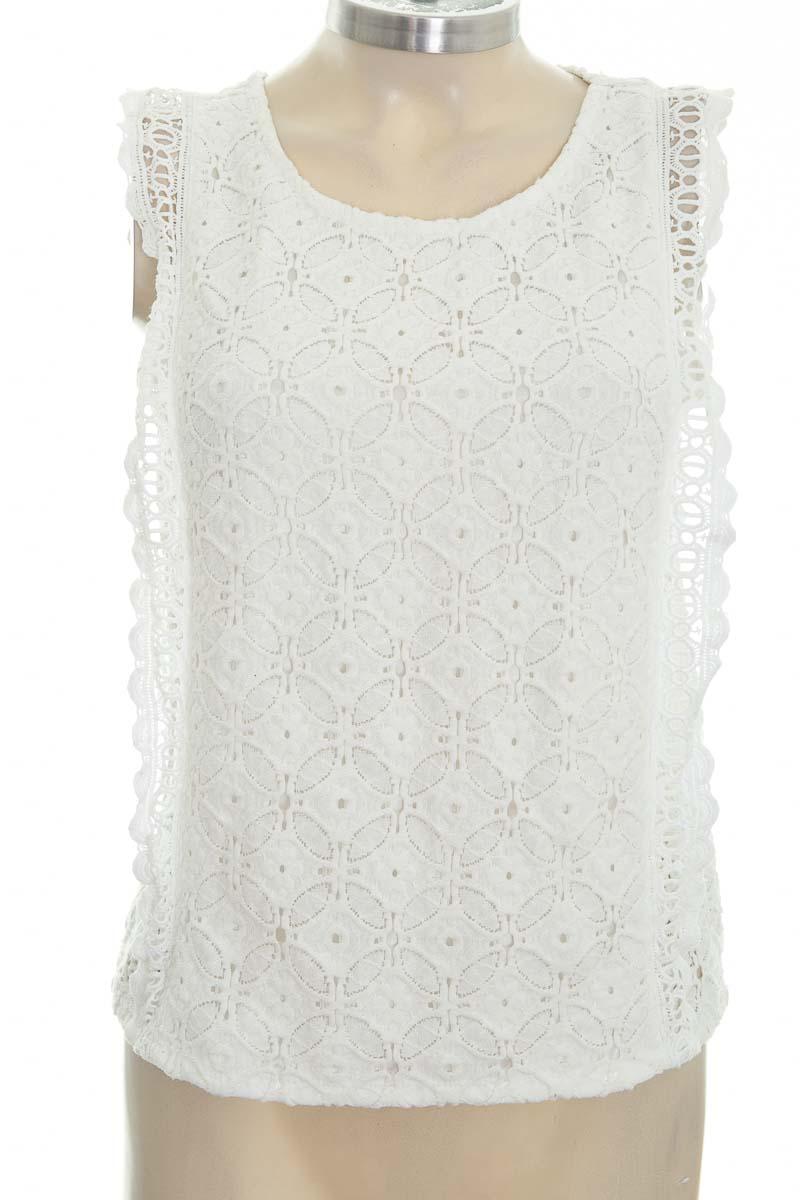 Blusa color Blanco - Arkitect