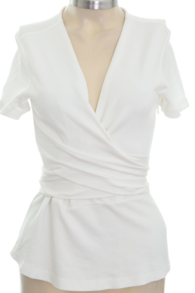 Blusa color Blanco - MNG