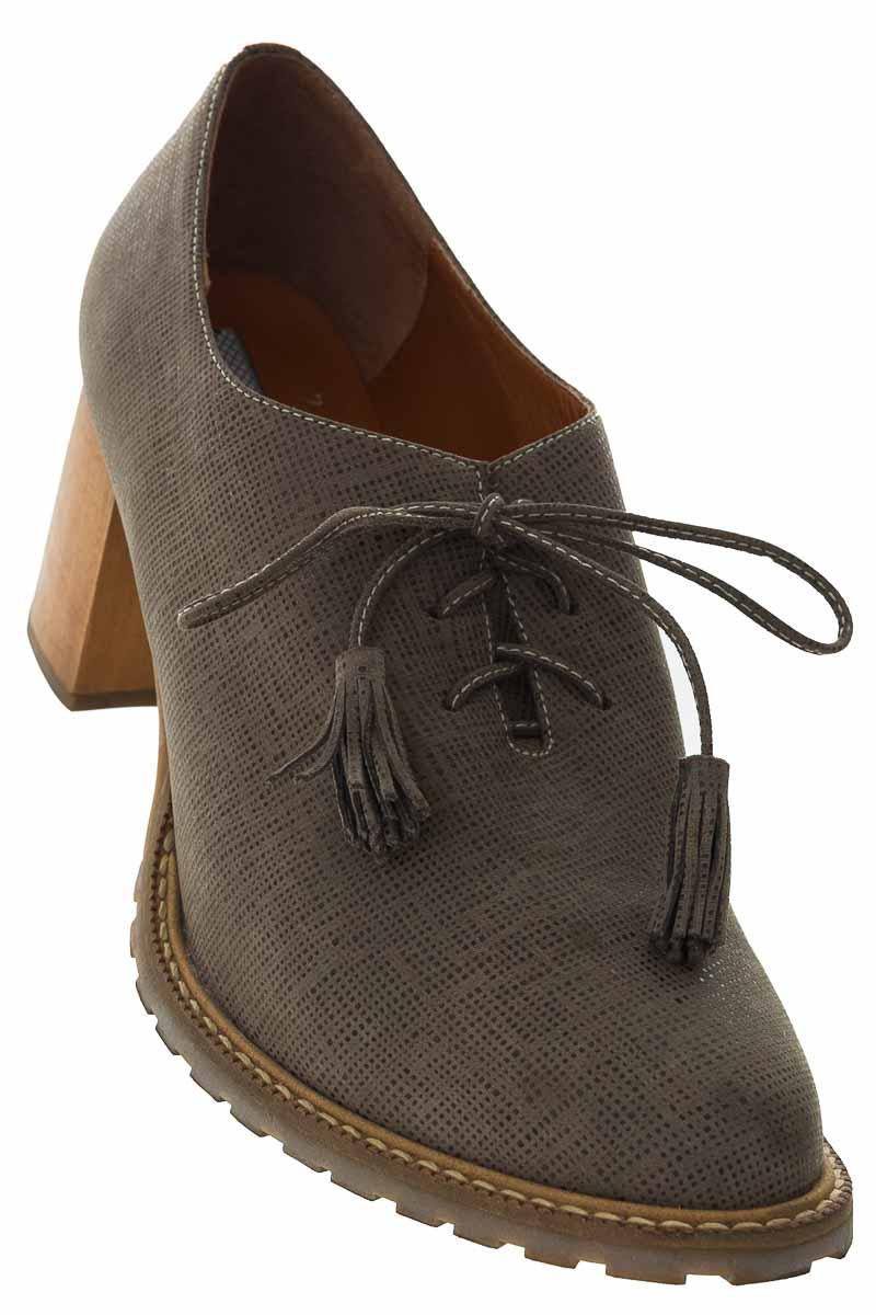 Zapatos Botín color Café - Bon Bonite