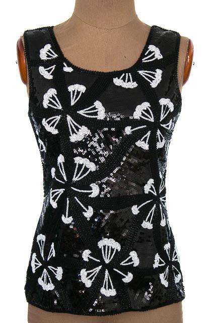 Blusa color Negro - Bybla
