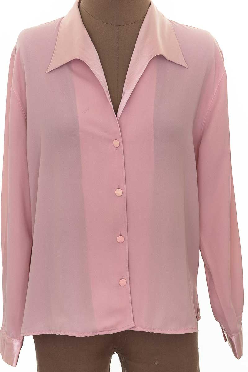 Blusa Formal color Rosado - Closeando