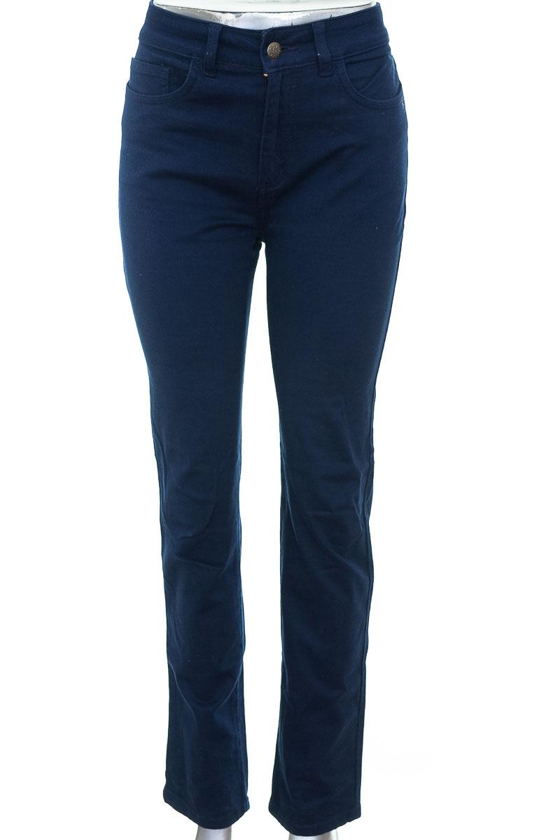 Pantalón Jeans color Azul - Lec Lee