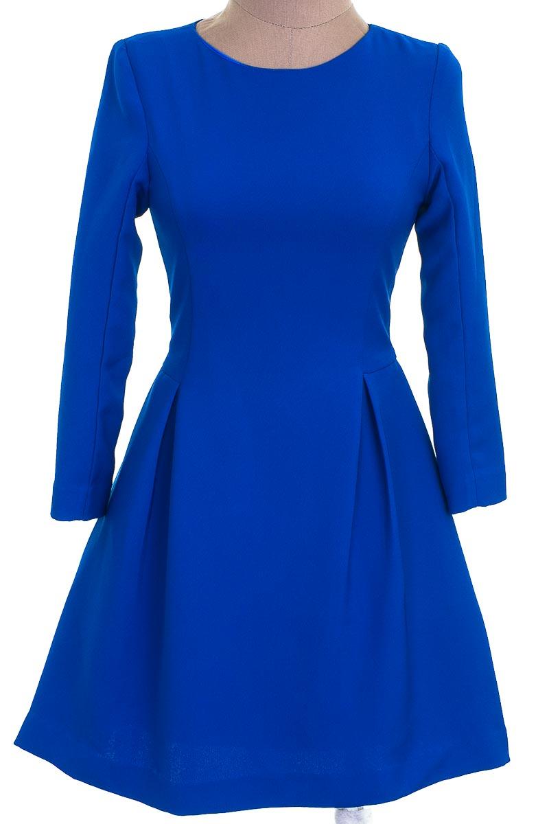Vestido / Enterizo Fiesta color Azul - Johanna Rubiano