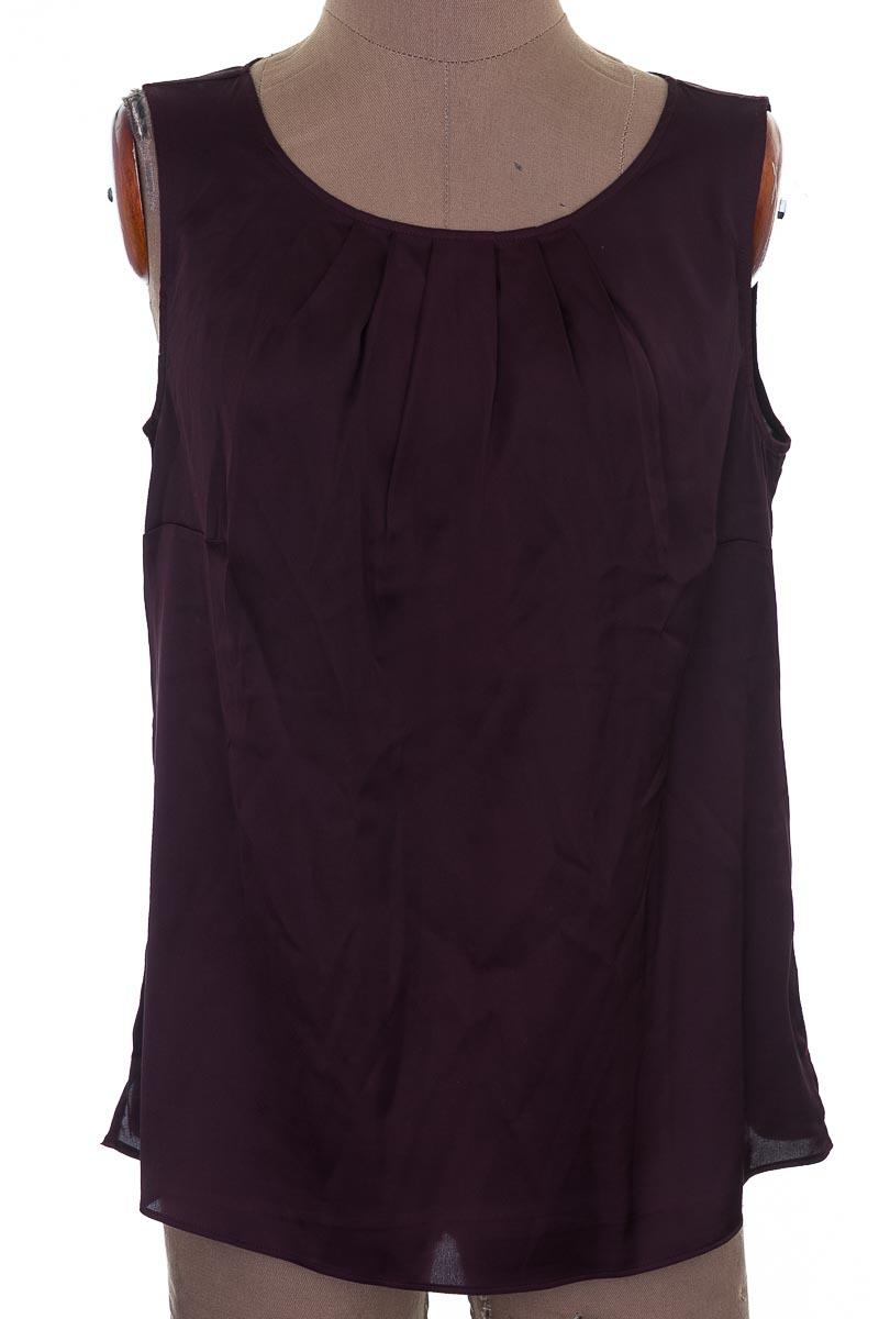 Blusa Casual color Vinotinto - Talbots