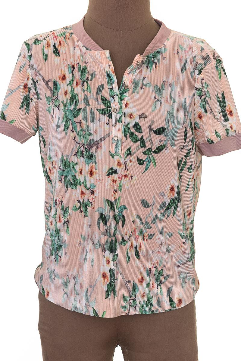 Blusa Casual color Rosado - ELA