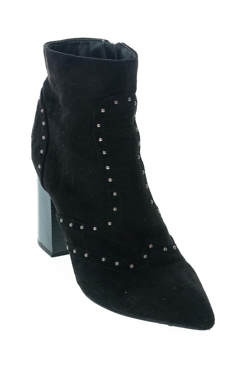 Zapatos Botín color Negro - Michael Antonio