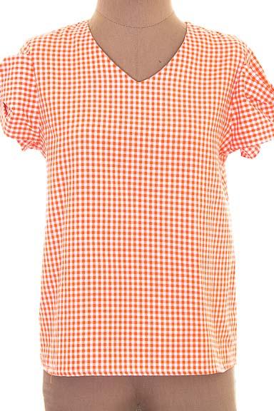 Blusa color Naranja - Sale Stock
