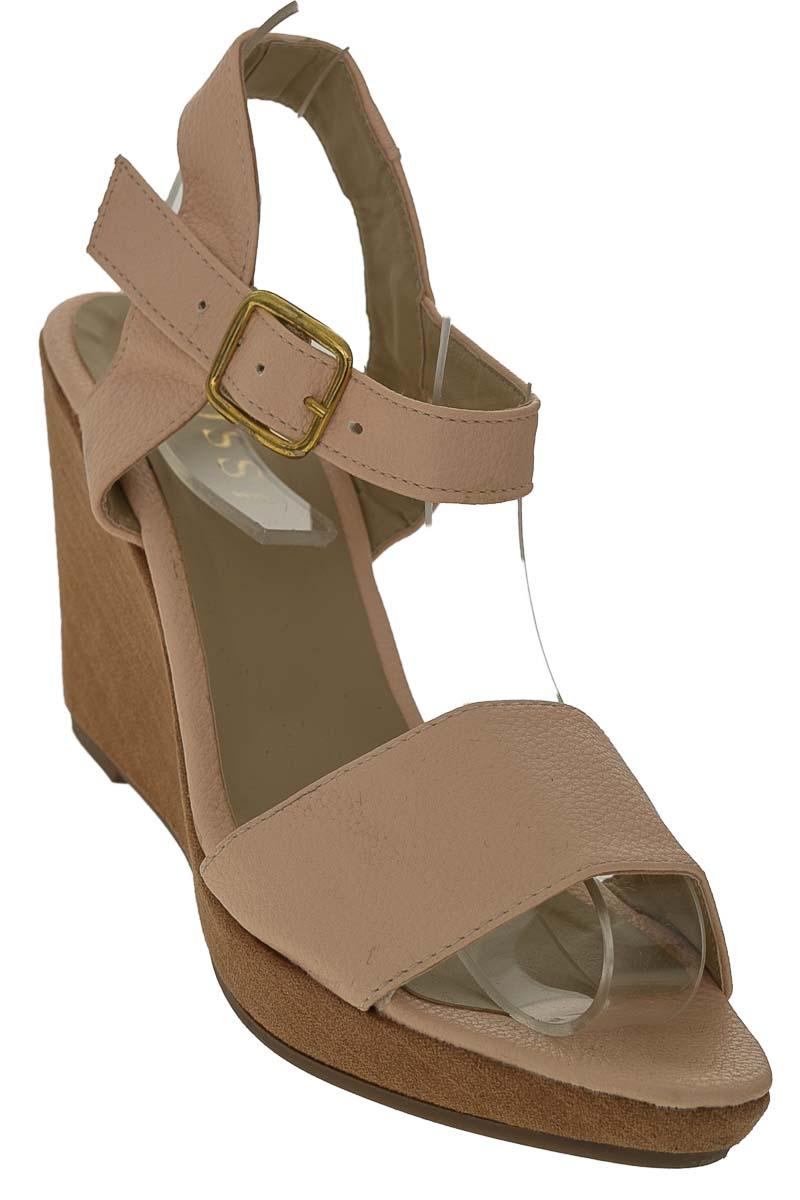 Zapatos Sandalia color Rosado - Mussi