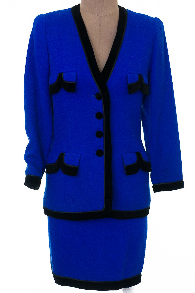 Conjunto Conjunto de Falda color Azul - Escada