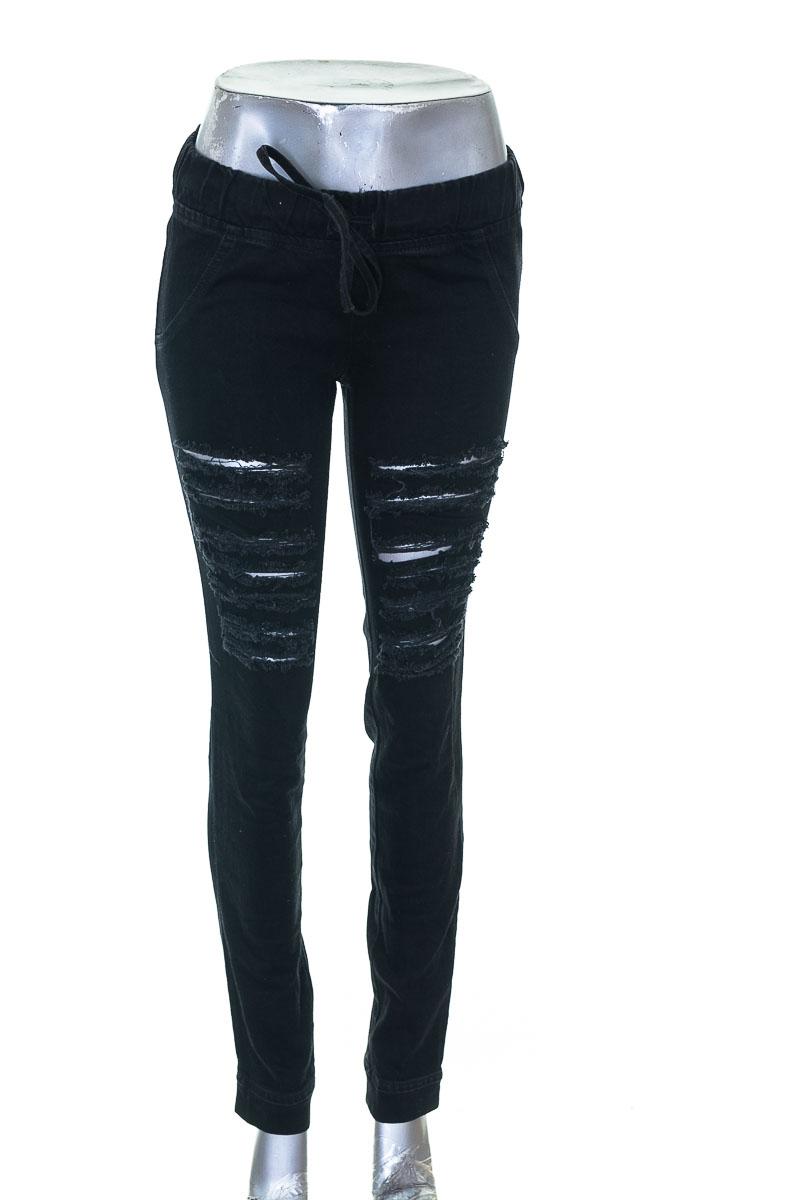 Pantalón Jeans color Negro - MP Marketing Personal
