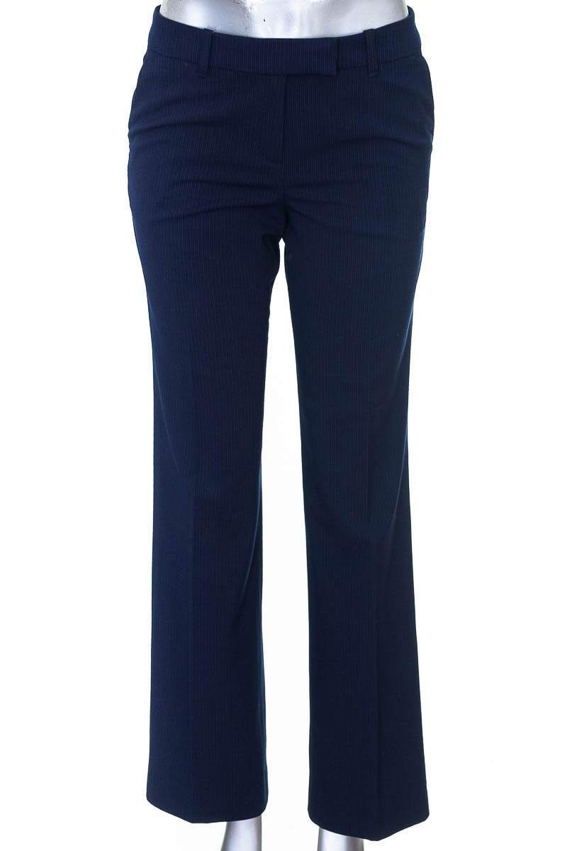 Pantalón Formal color Azul - Esprit