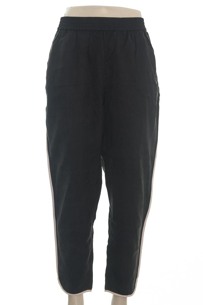Pantalón color Negro - MAX & Co