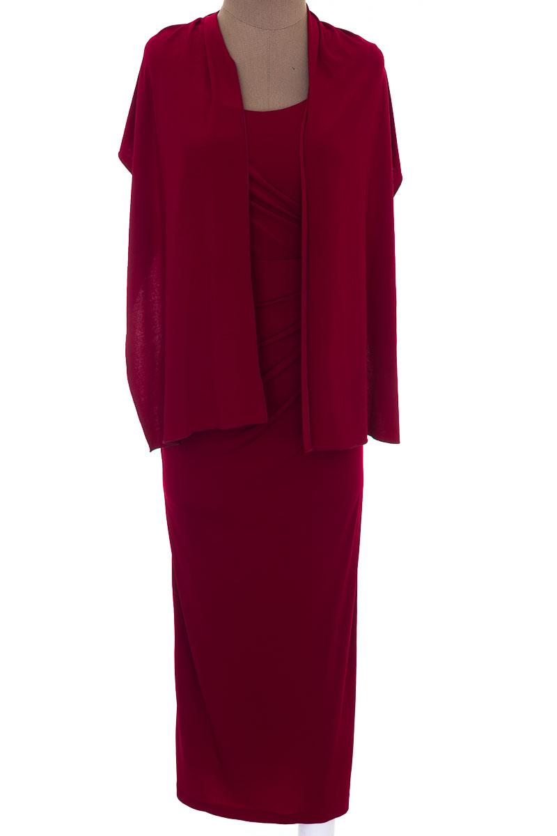 Vestido / Enterizo Fiesta color Vinotinto - Fanny Fashion USA