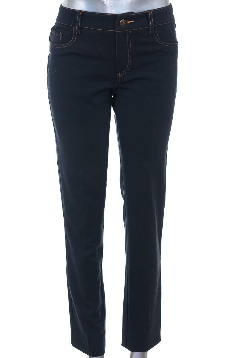 Pantalón Jeans color Negro - Centre Ville