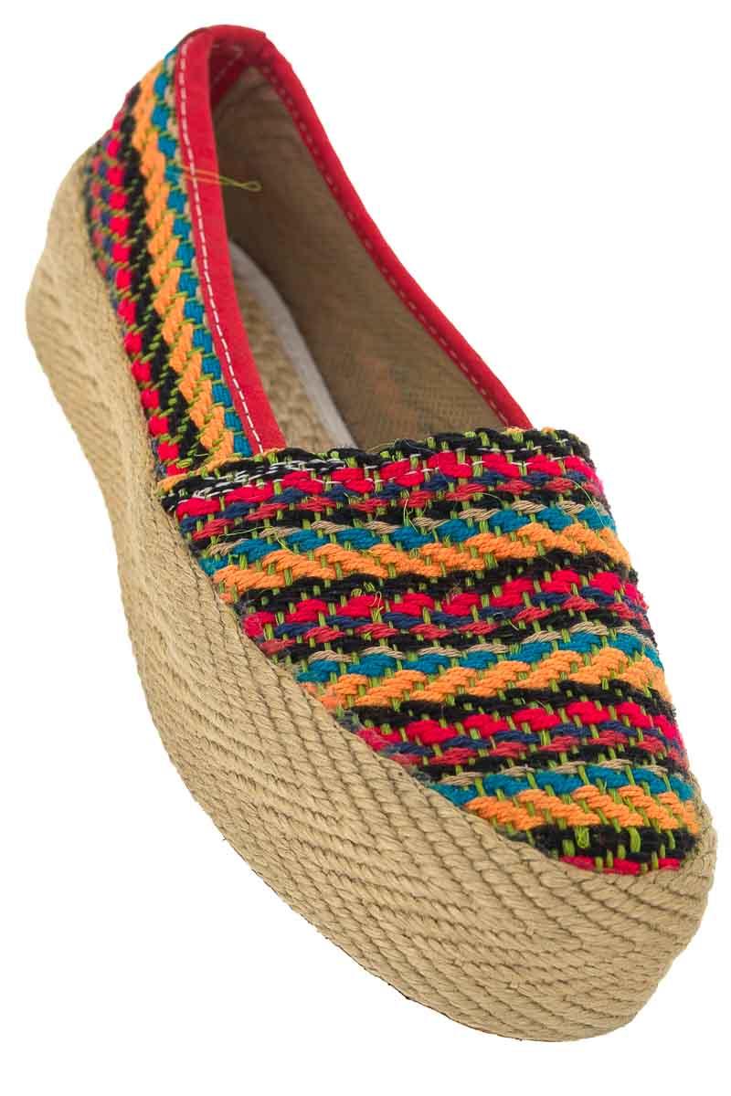Zapatos Baleta color Estampado - Closeando