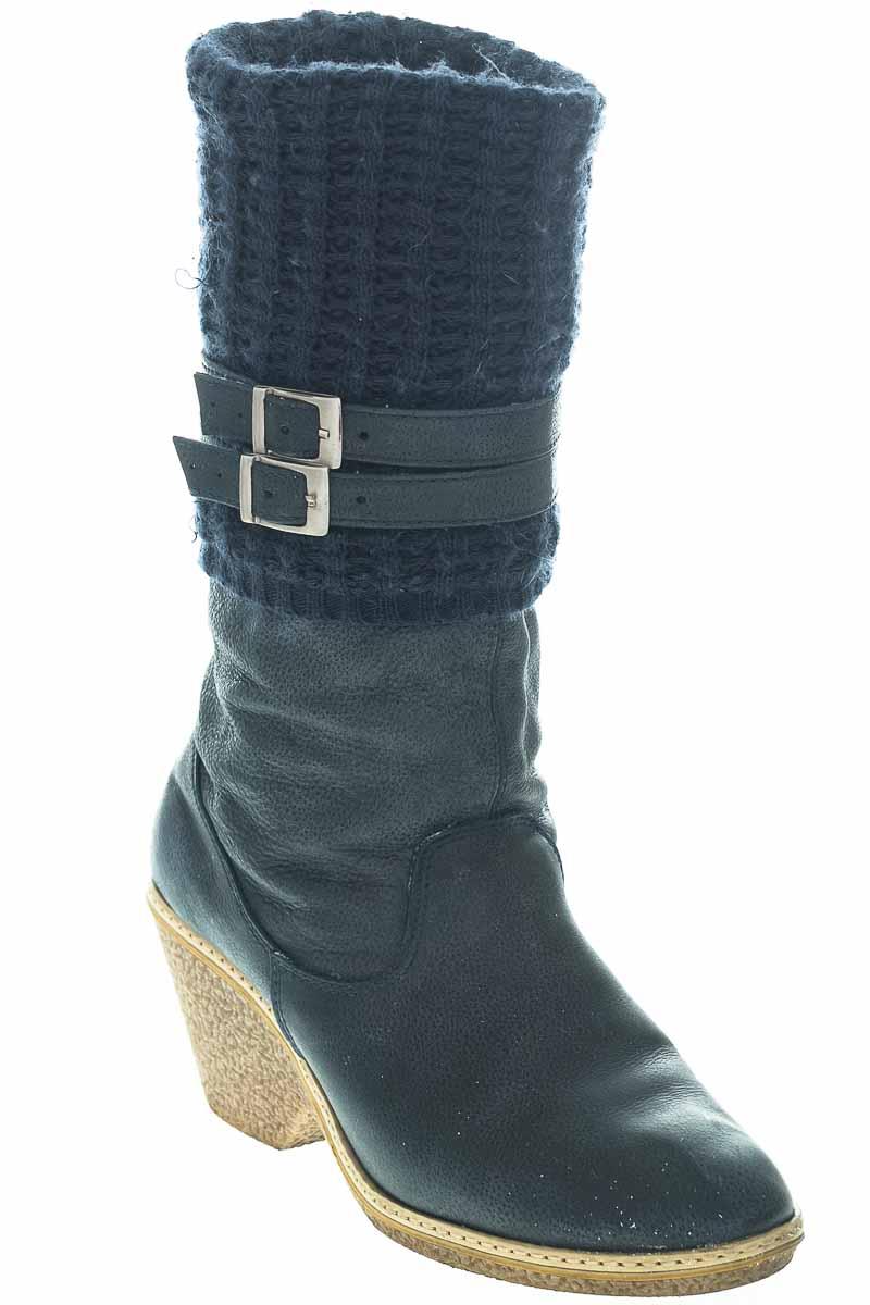 Zapatos Botín color Azul - Opposite