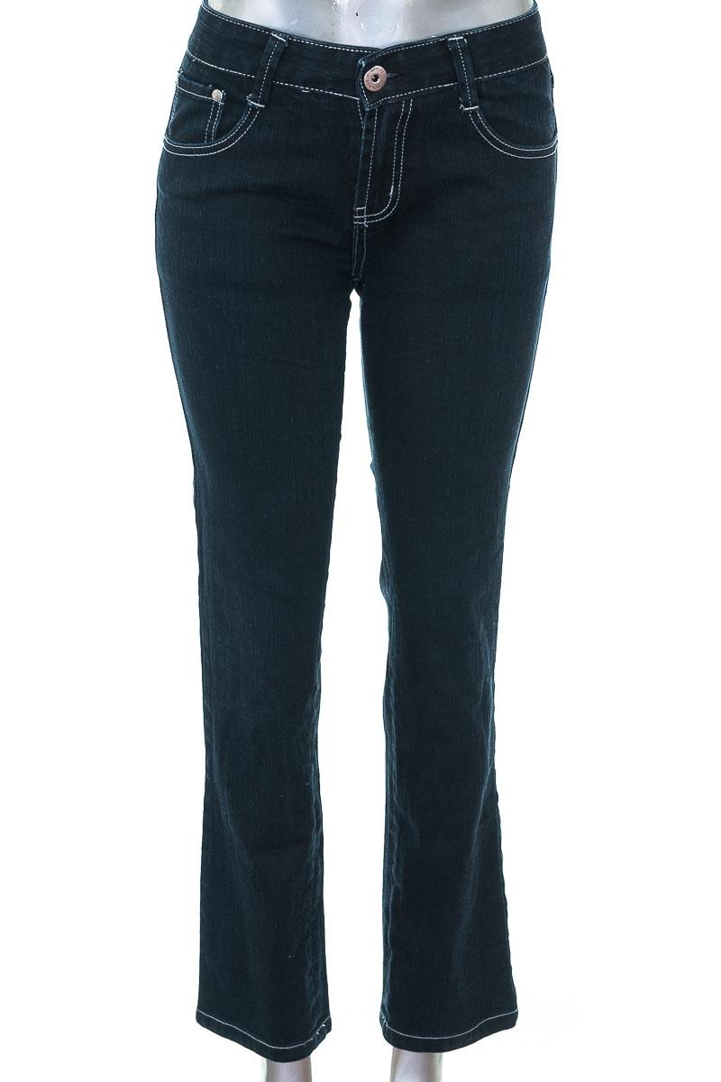 Pantalón Jeans color Azul - Adolfo Dominguez