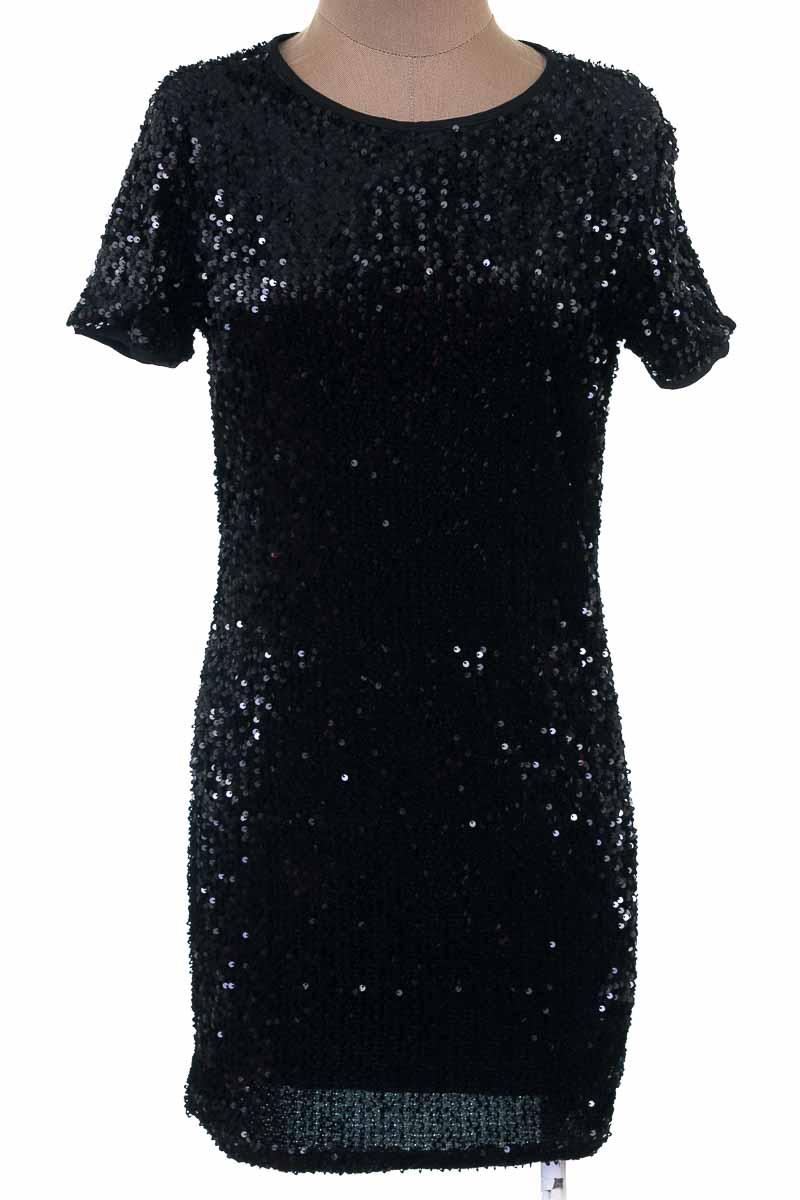 Vestido / Enterizo Fiesta color Negro - ELA