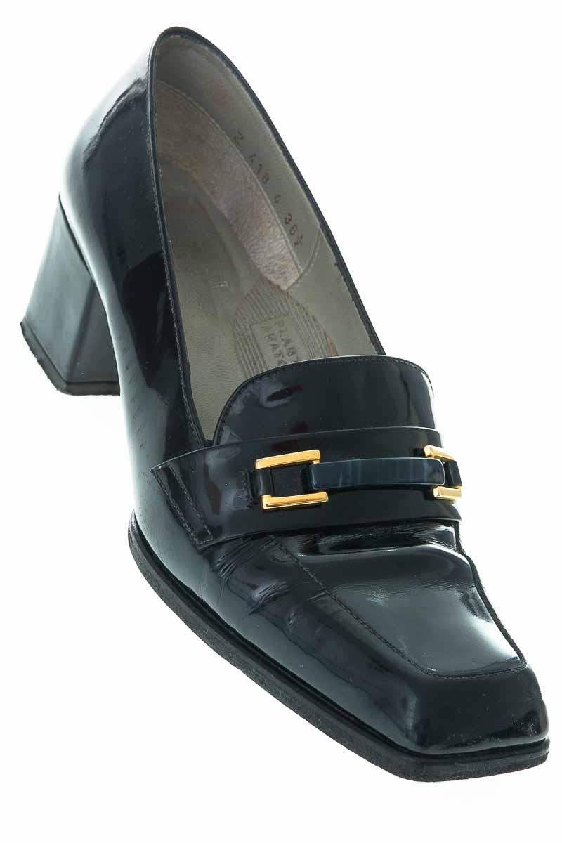 Zapatos Tacón color Negro - Boucherel
