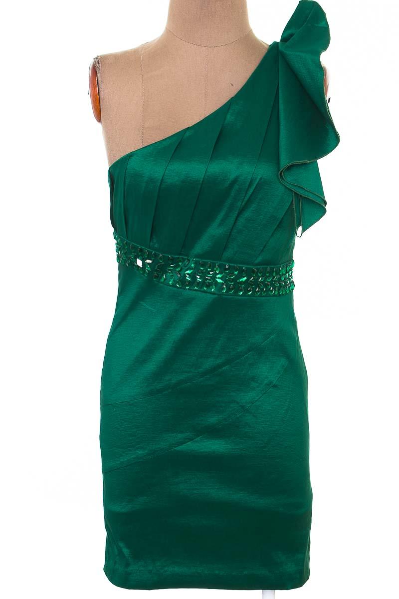 Vestido / Enterizo Fiesta color Verde - Lucy & Co