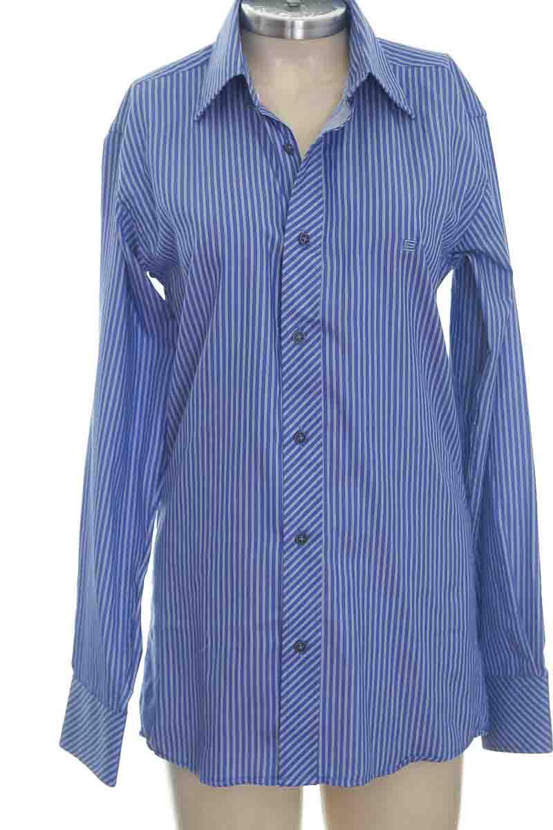 Blusa color Azul - Guy Laroche