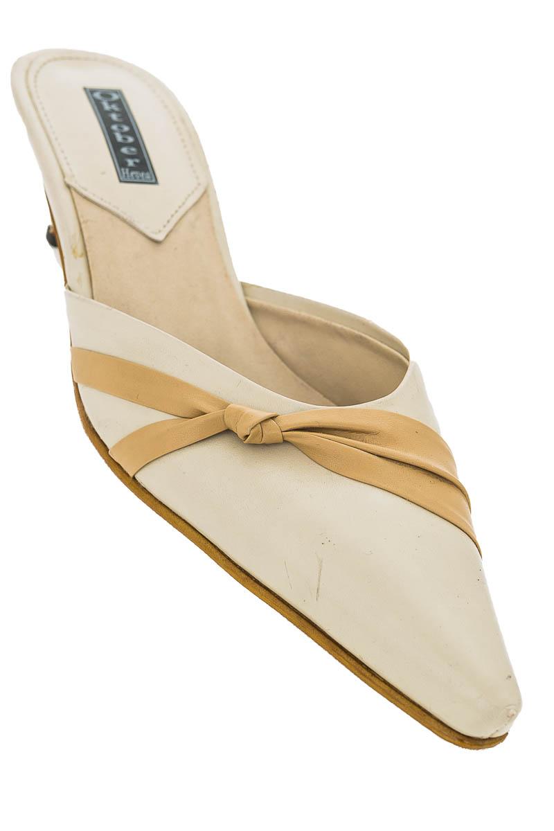 Zapatos Baleta color Beige - Oktober