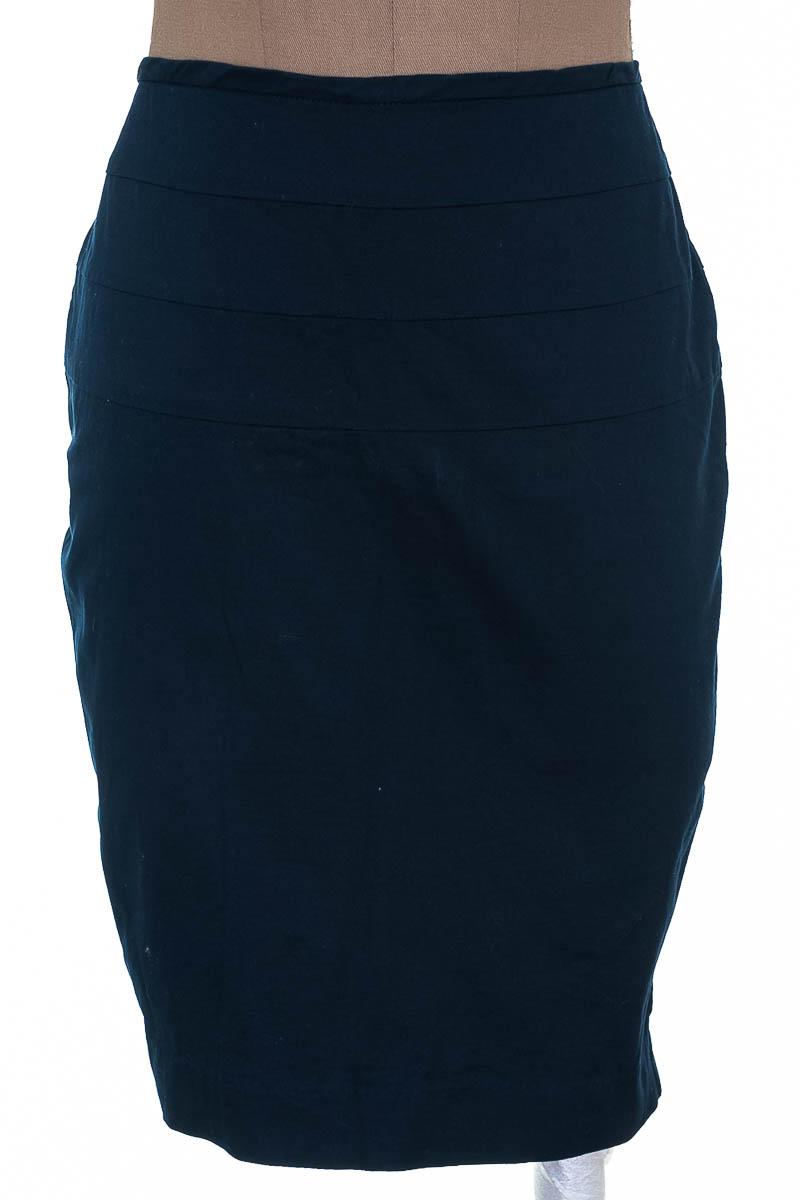 Falda Elegante color Azul - Jonathan Z
