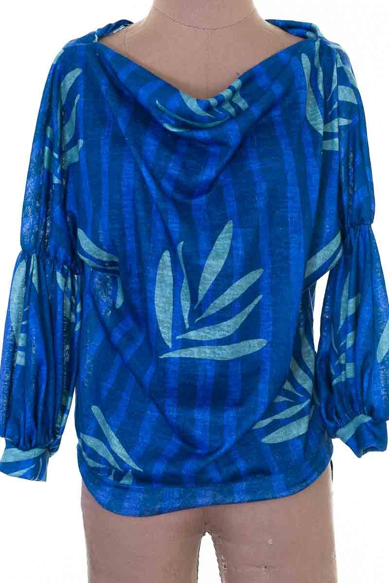 Sweater color Azul - Pink Filosofy