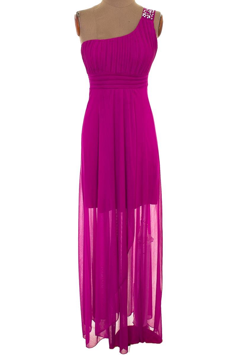 Vestido / Enterizo Fiesta color Morado - New Bell