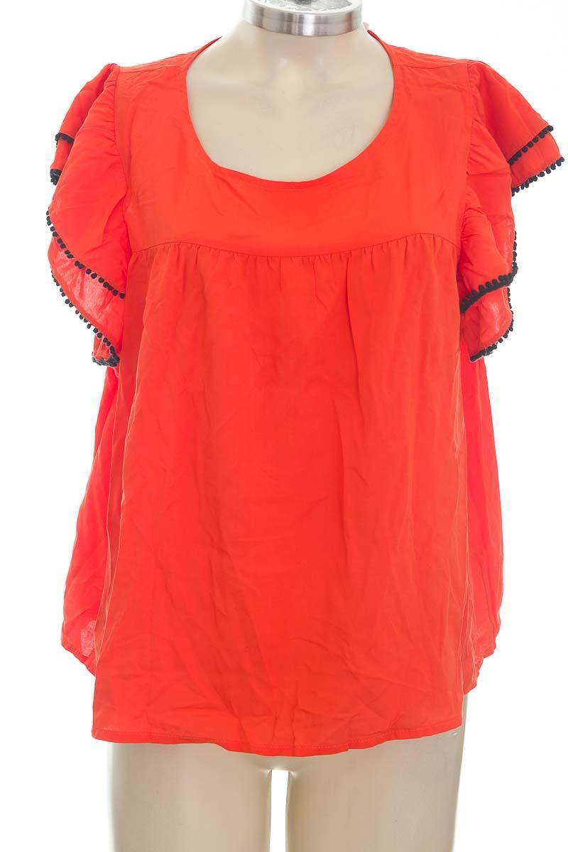 Blusa color Naranja - University