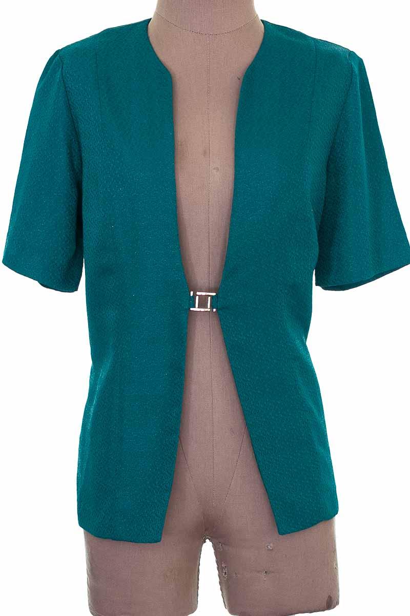 Blusa Formal color Verde - Closeando