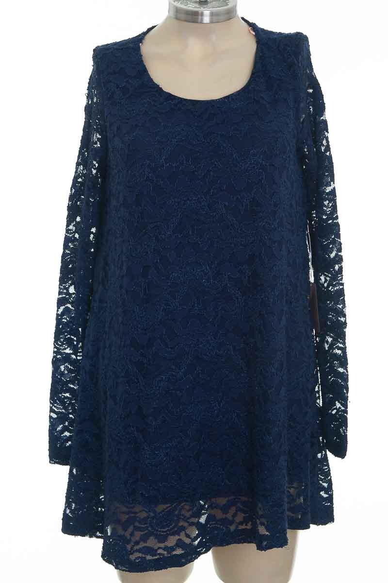 Blusa color Azul - Forever 21