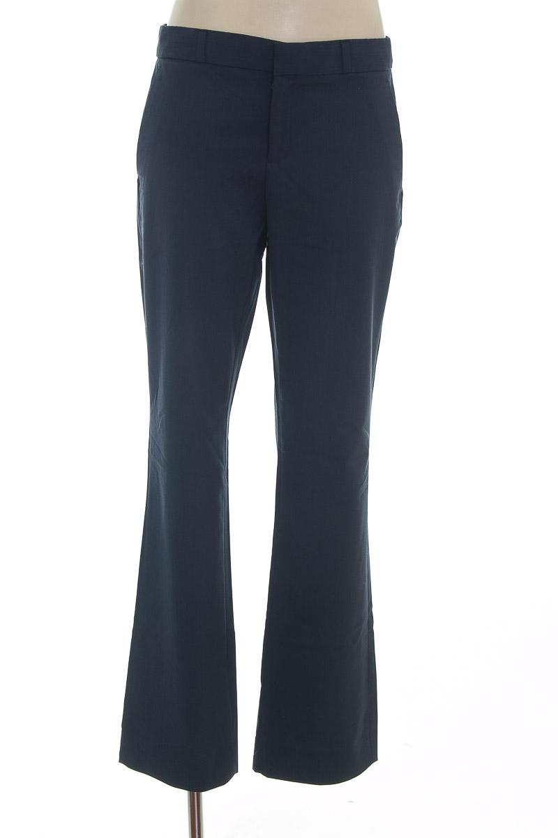Pantalón color Azul - Banana Republic