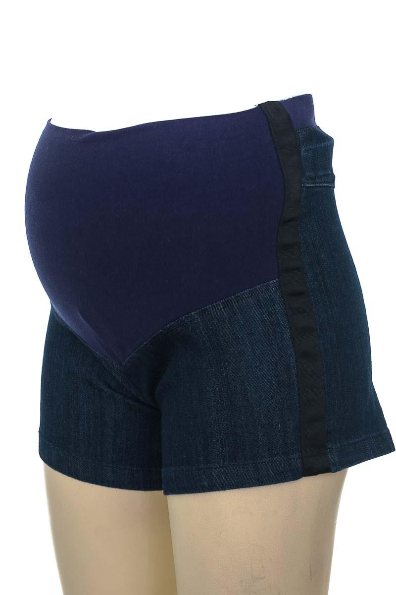 Shorts color Azul - Nueve Lunas