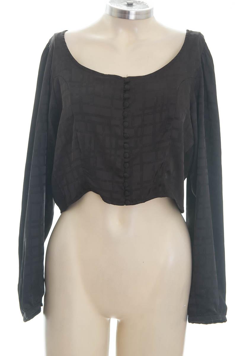 Blusa color Negro - Sans Souci