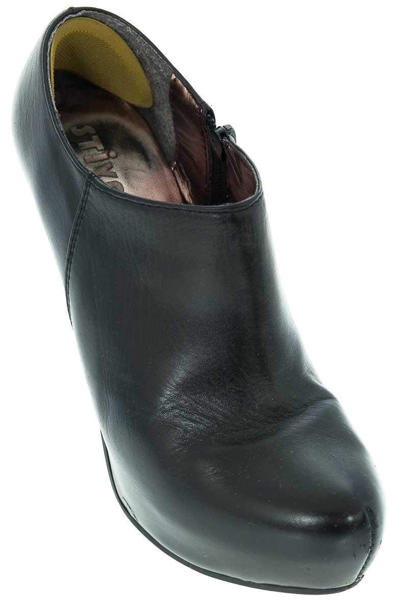 Zapatos Botín color Negro - Stivali