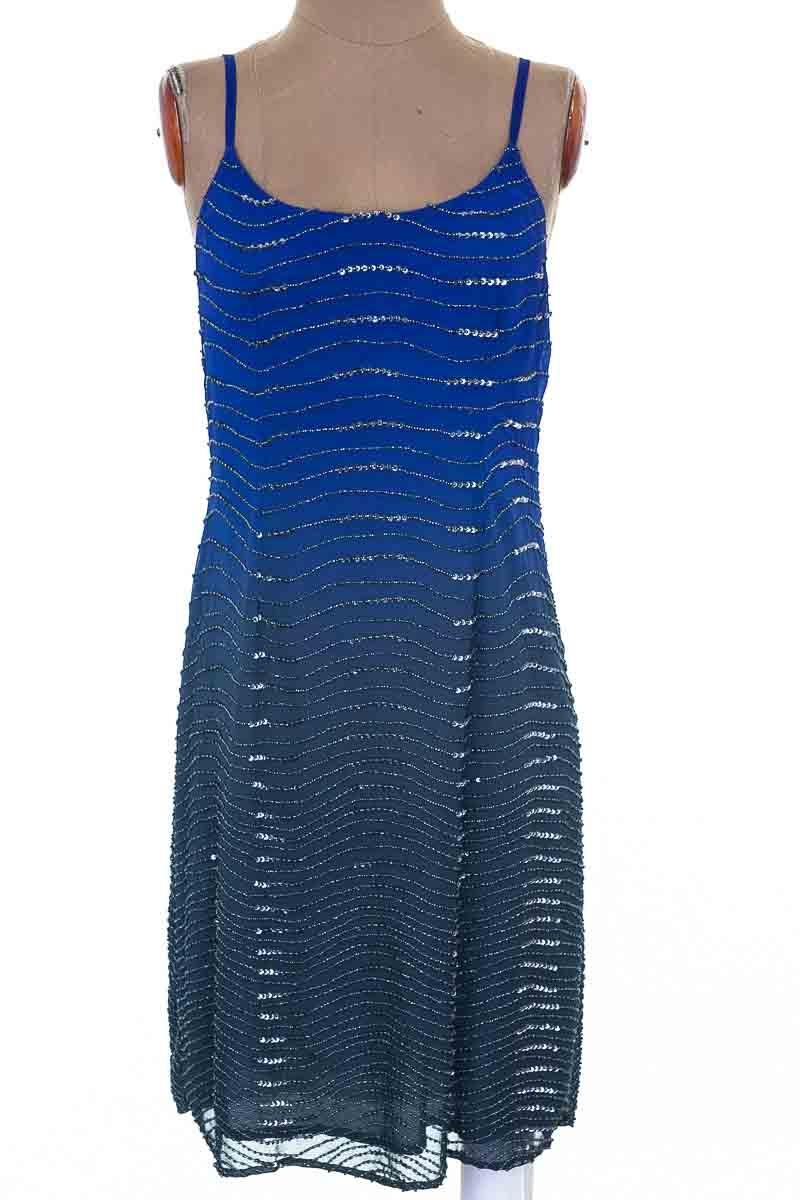 Vestido / Enterizo Fiesta color Azul - Stenay