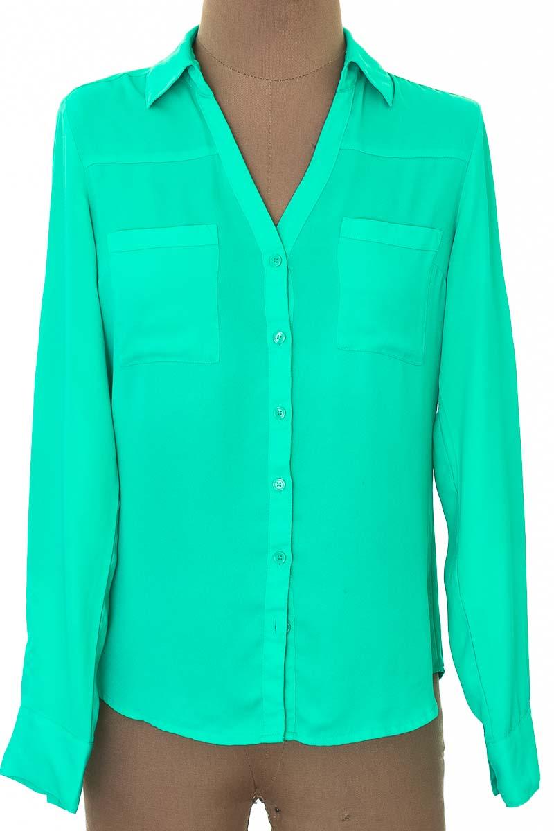 Blusa color Verde - Express