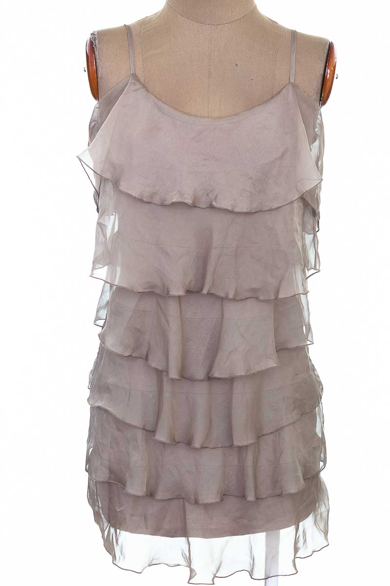 Vestido / Enterizo Casual color Gris - Basement