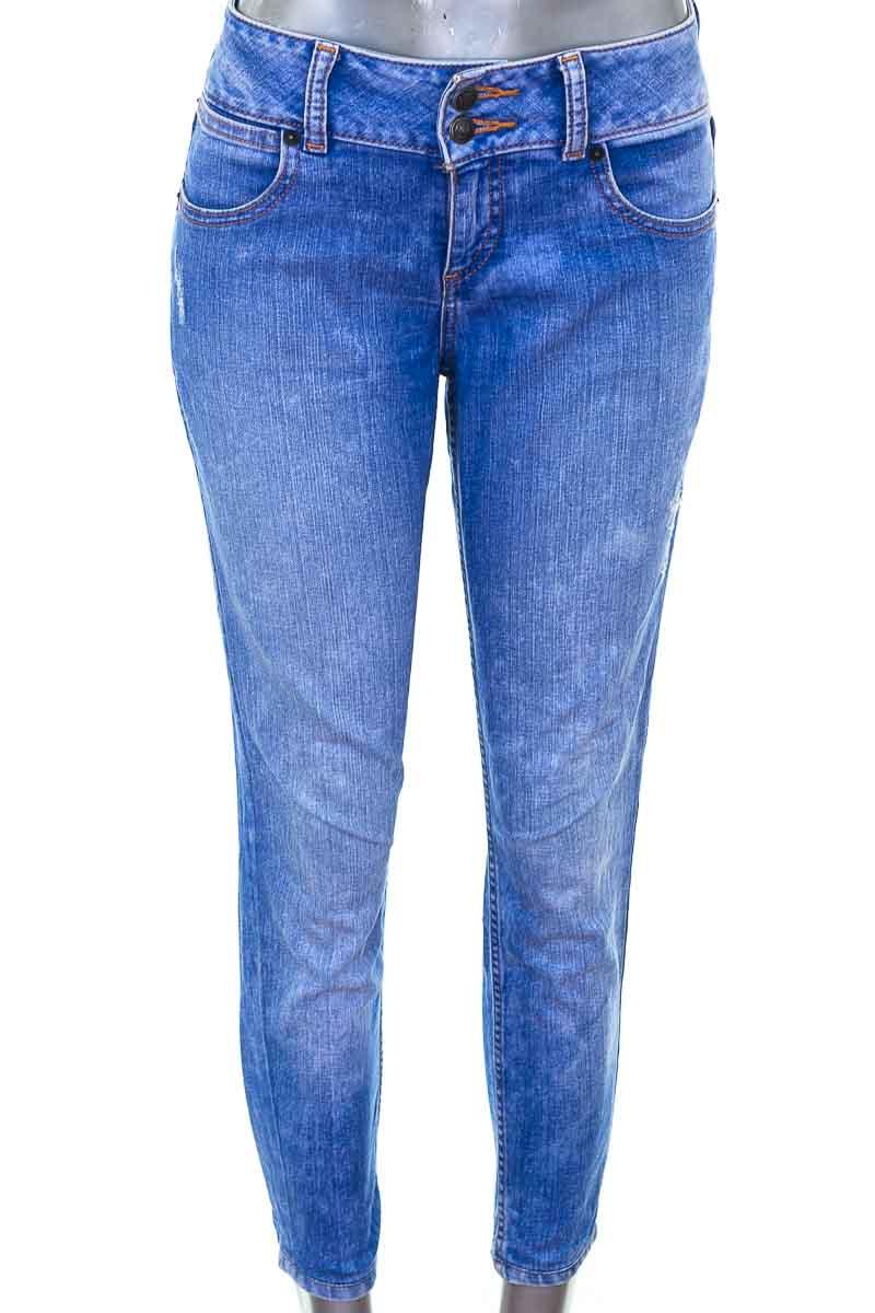 Pantalón Jeans color Azul - MOFT