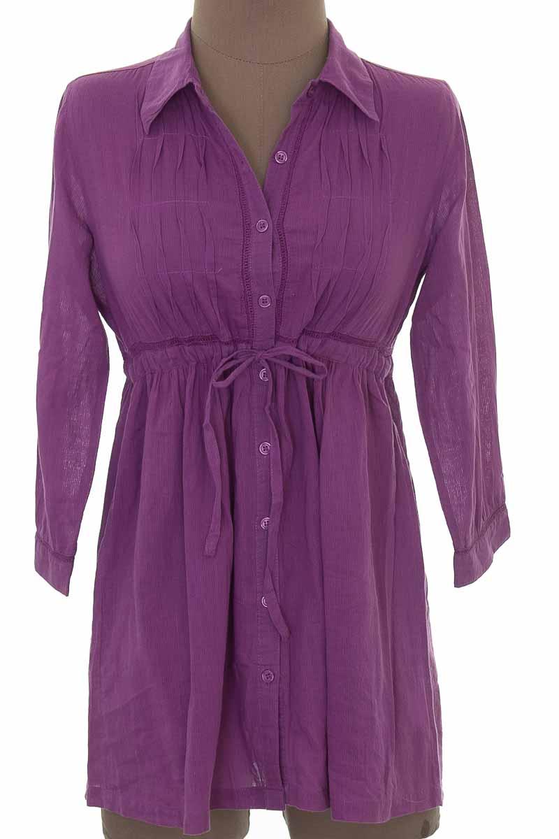 Blusa color Morado - Sybilla