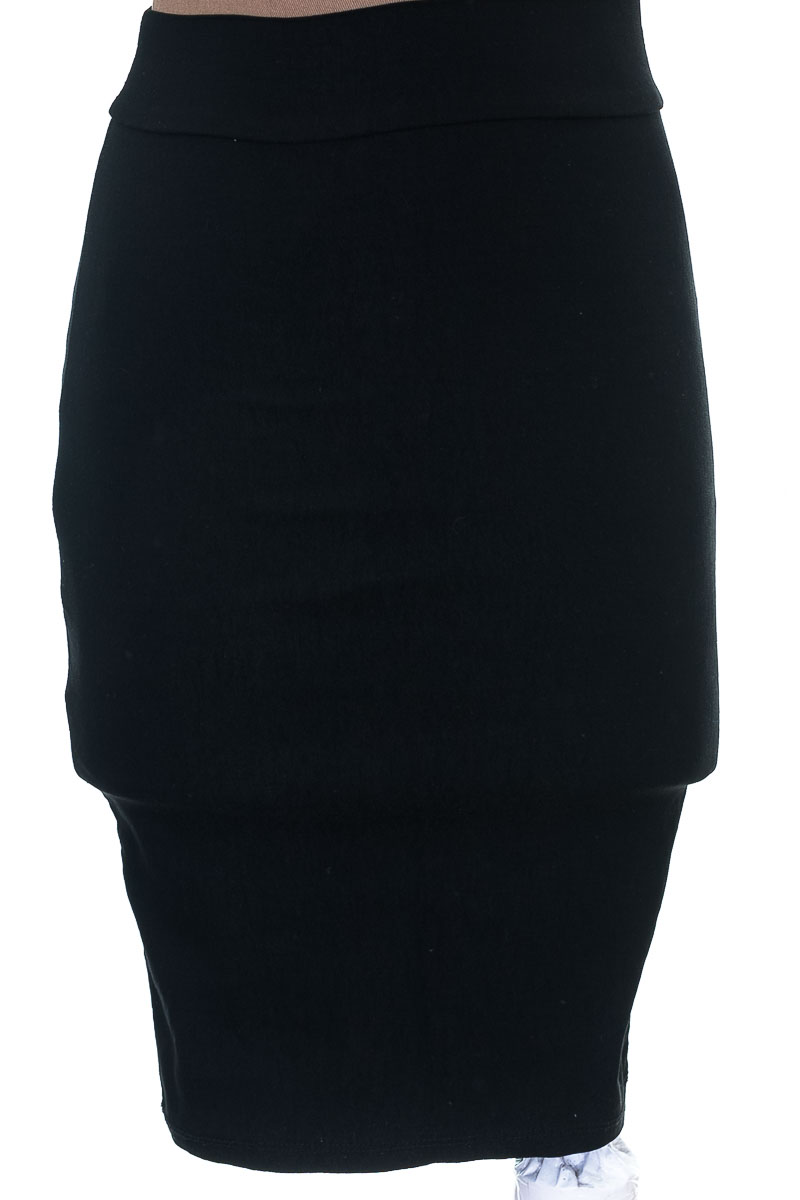 Falda Elegante color Negro - Touch