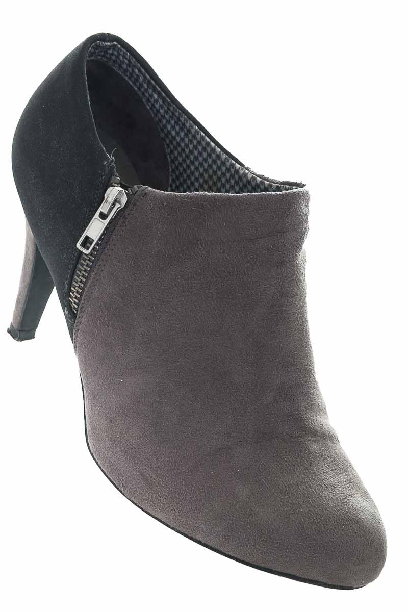 Zapatos Baleta color Gris - Dexflex